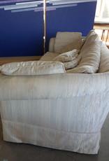 Markham West Store White Living Room Sofa