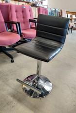 Markham West Store Black bar stools