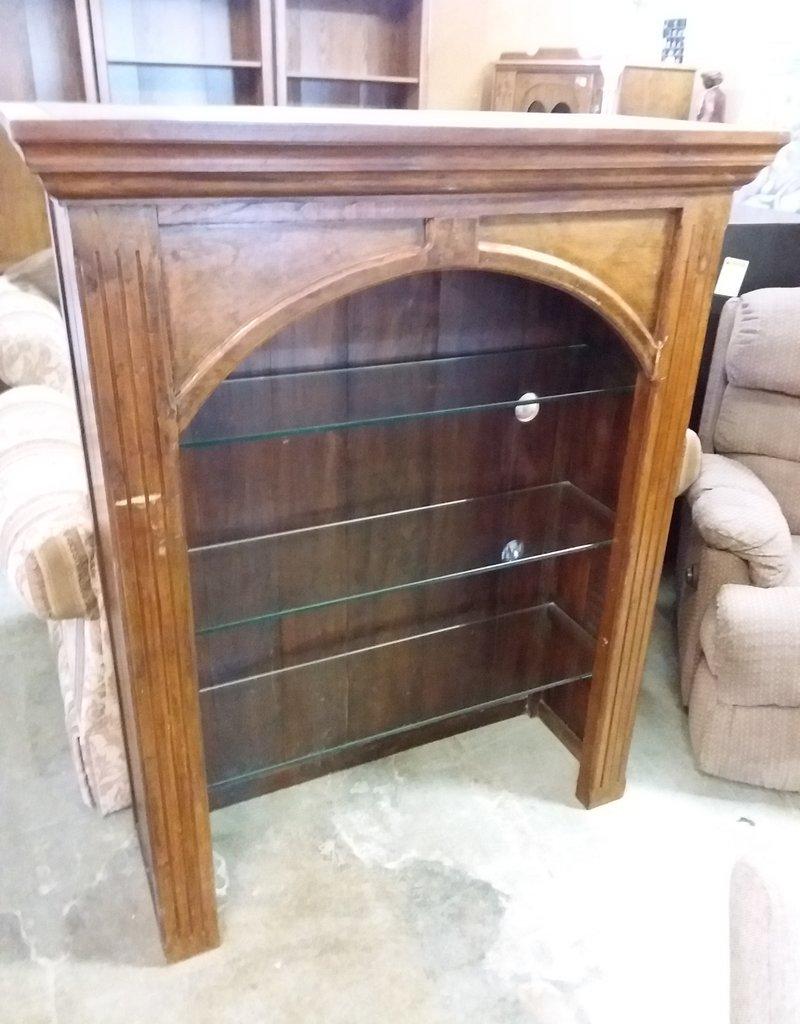 Etobicoke Store Antique wood cabinet