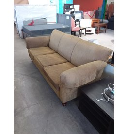 Studio District Brown Sofa