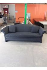 Studio District Navy blue sofa
