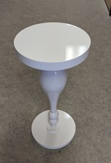 Newmarket Store White Side Table