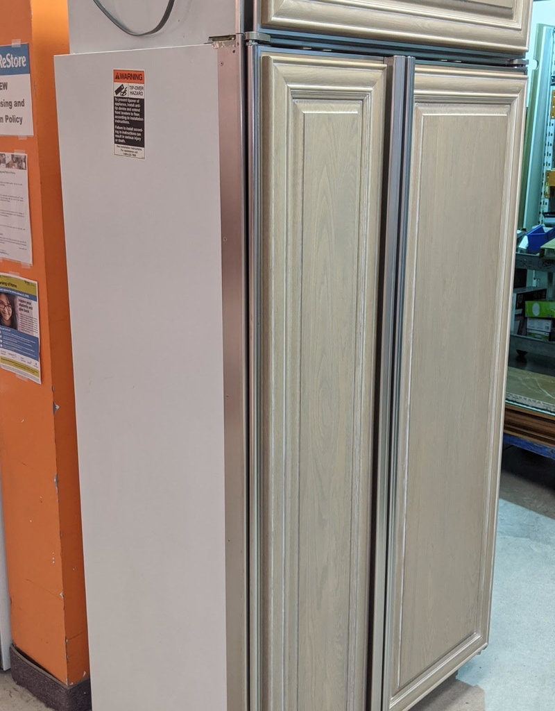 Newmarket Store Sub-Zero Fridge