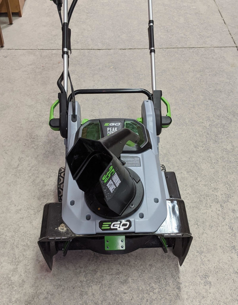 Newmarket Store EGO Electric Snow Blower
