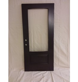 Vaughan Dark Brown Pre-Cut Door
