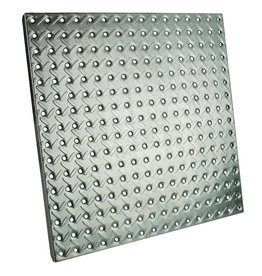 North York Galvanized Pegboard