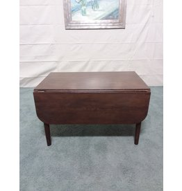 Studio District Wood low height drop leaf table