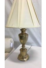 "North York 30"" Brass Lamp"
