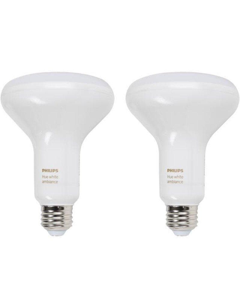 Brampton Philips Hue White Ambiance 2 Bulbs
