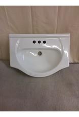 Vaughan Half-Oval Bathroom Sink