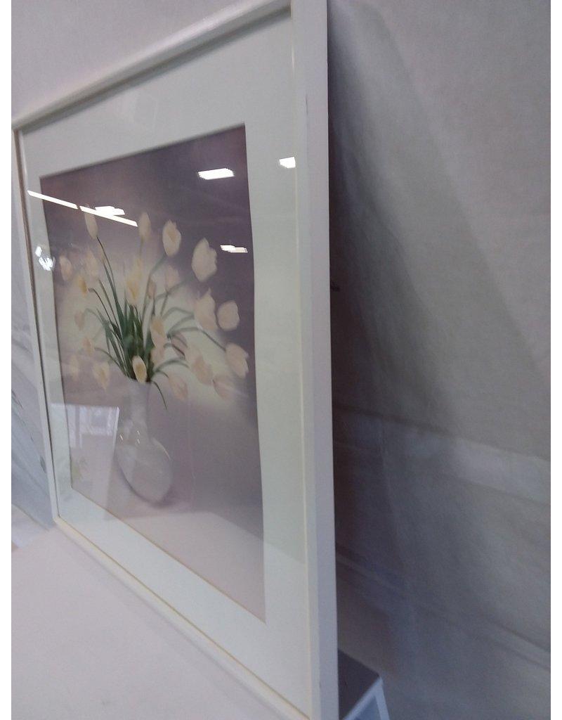 "North York 32""×33"" framed Art"