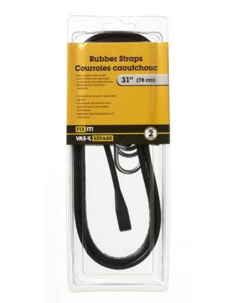 Brampton Rubber Straps