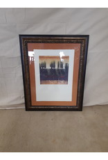 """East York 33"""" x 41"""" Picture Framed"""