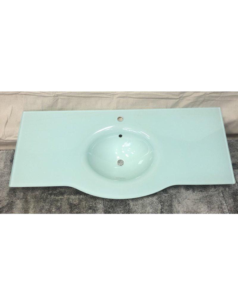 Brampton Glass Vanity Top