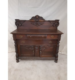East York Antique Sideboard/ Buffet cabinet