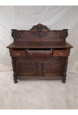East York Antique Sideboard/ Buffet cabinet
