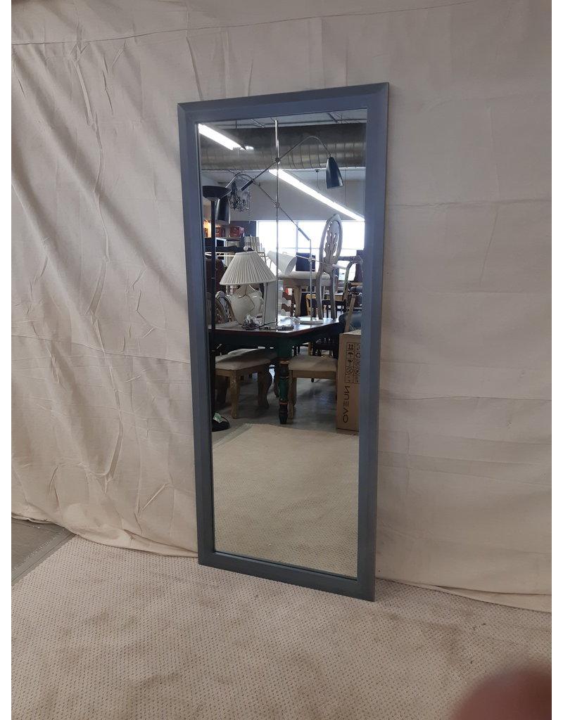 """East York 68"""" Bathroom Vanity Mirror in French Grey"""