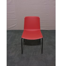 Studio District Pedrali orange chair