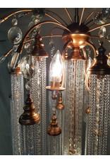East York 5 Lights Chandelier