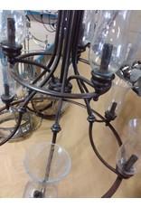 North York 2 levels chandelier