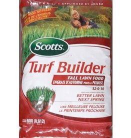 East York Scotts Turf Builder Fall Lawn Food 32-0-10 - 800m