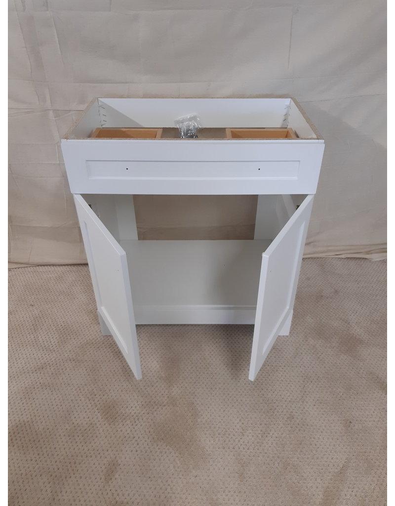 "East York 30"" Vanity Cabinet in White"