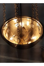 East York 3 light bulbs Chandelier