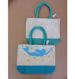 "Vaughan Girls' ""Mermaid"" Tote Bag"