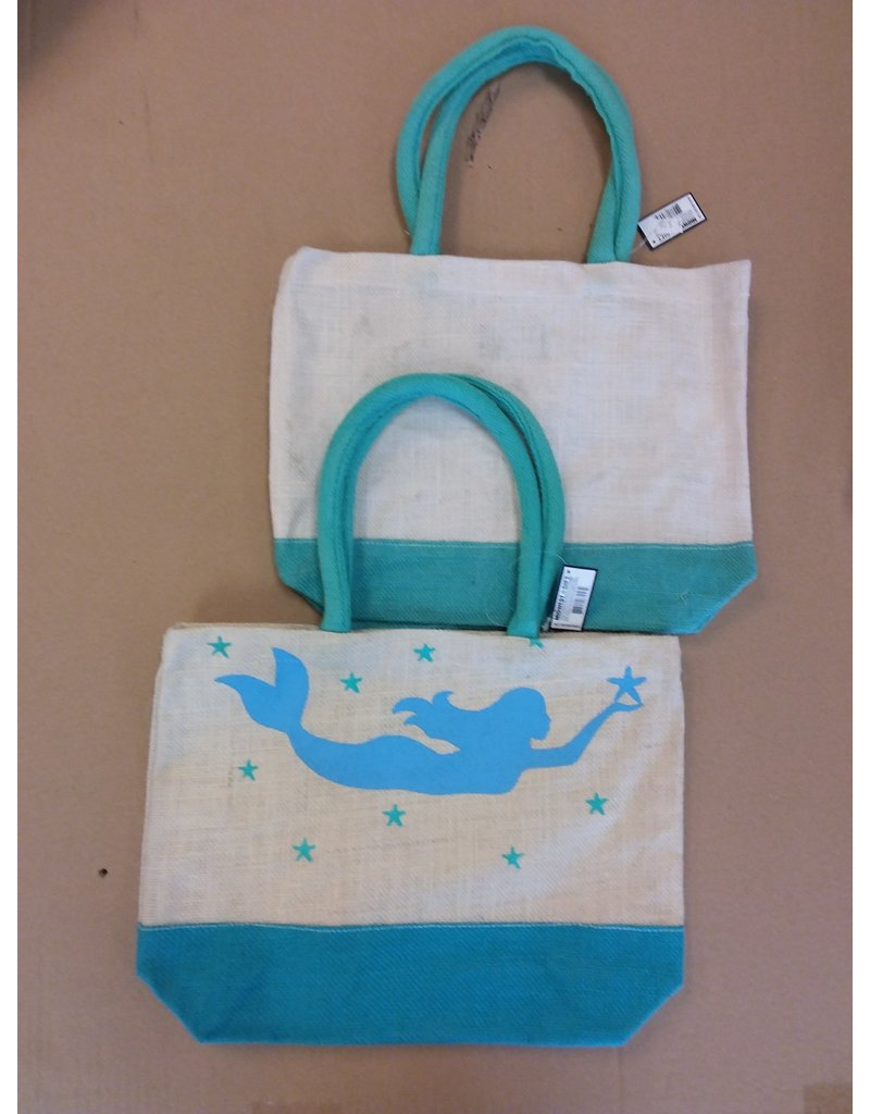 "Vaughan Girls' ""Mermaid"" Tote Bag"