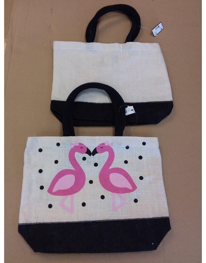 """Vaughan Girls' """"Flamingo"""" Tote Bag"""