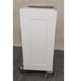Markham West Base Cabinets White
