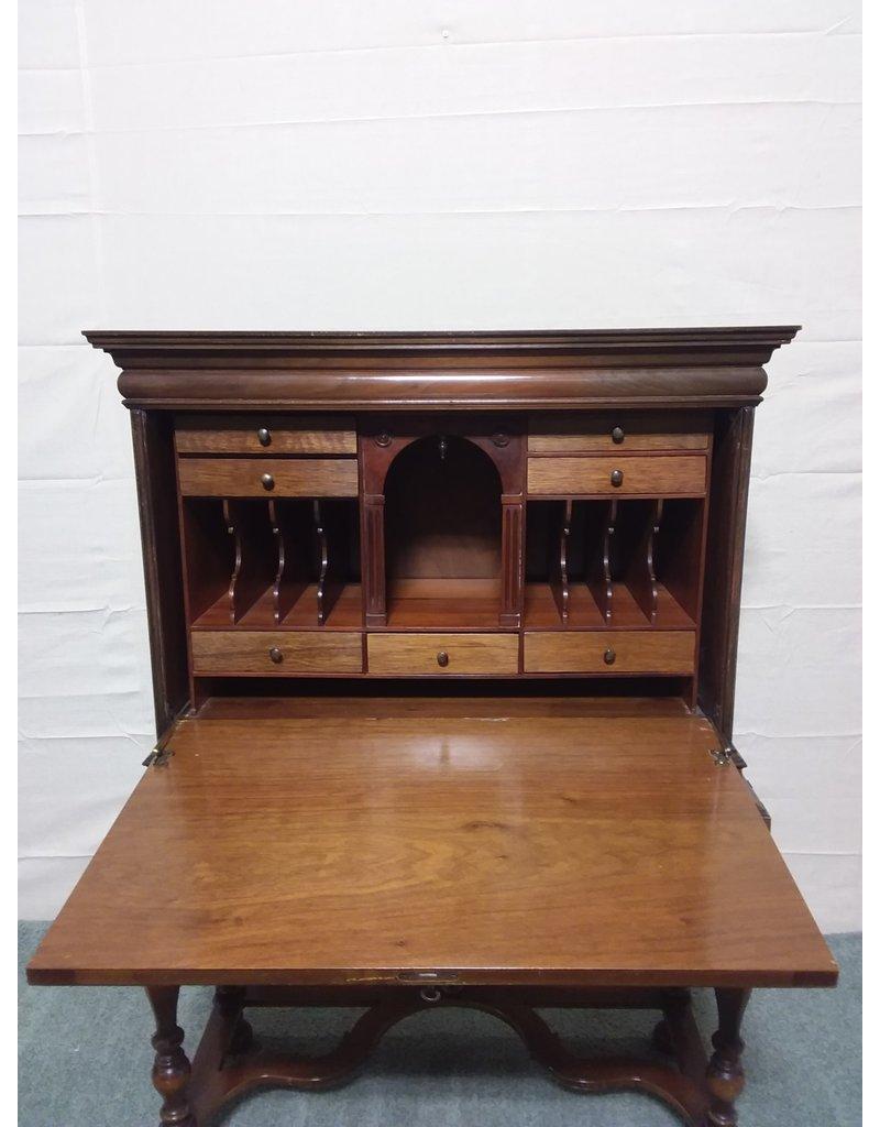 Studio District Antique wood storage cabinet.