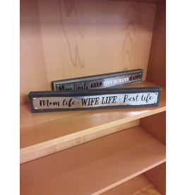 Vaughan Mother's Day Gift Quotes - Life
