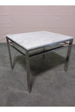 Studio District Marble top side table