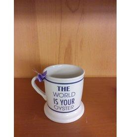 "Vaughan ""Oyster"" Coffee Mugs"