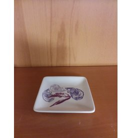 """Vaughan """"Oyster"""" Candy Dish"""