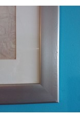 "Vaughan ""Hydrangea"" Framed Print"