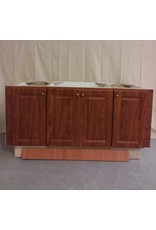 Vaughan 3-pc Bath Vanity Cabinet