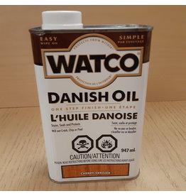 Vaughan Danish Oil - 947ml - Cherry Finish