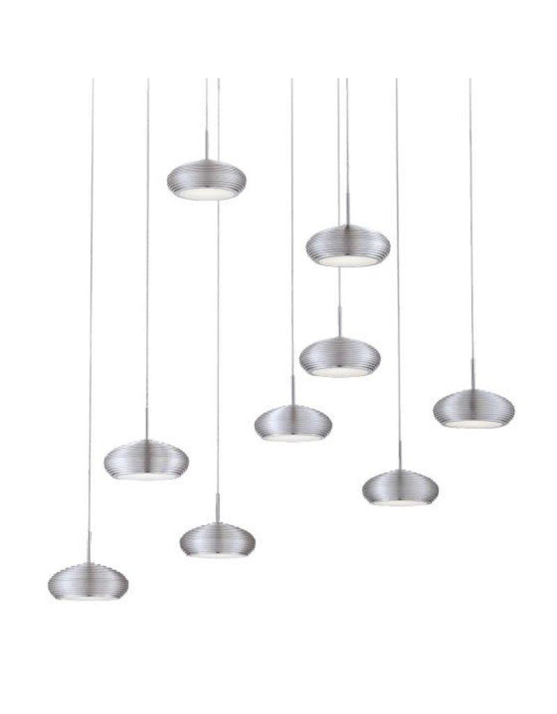Studio District EUROFASE LIGHTING VENTI 12-LIGHT ROUND LED PENDANT