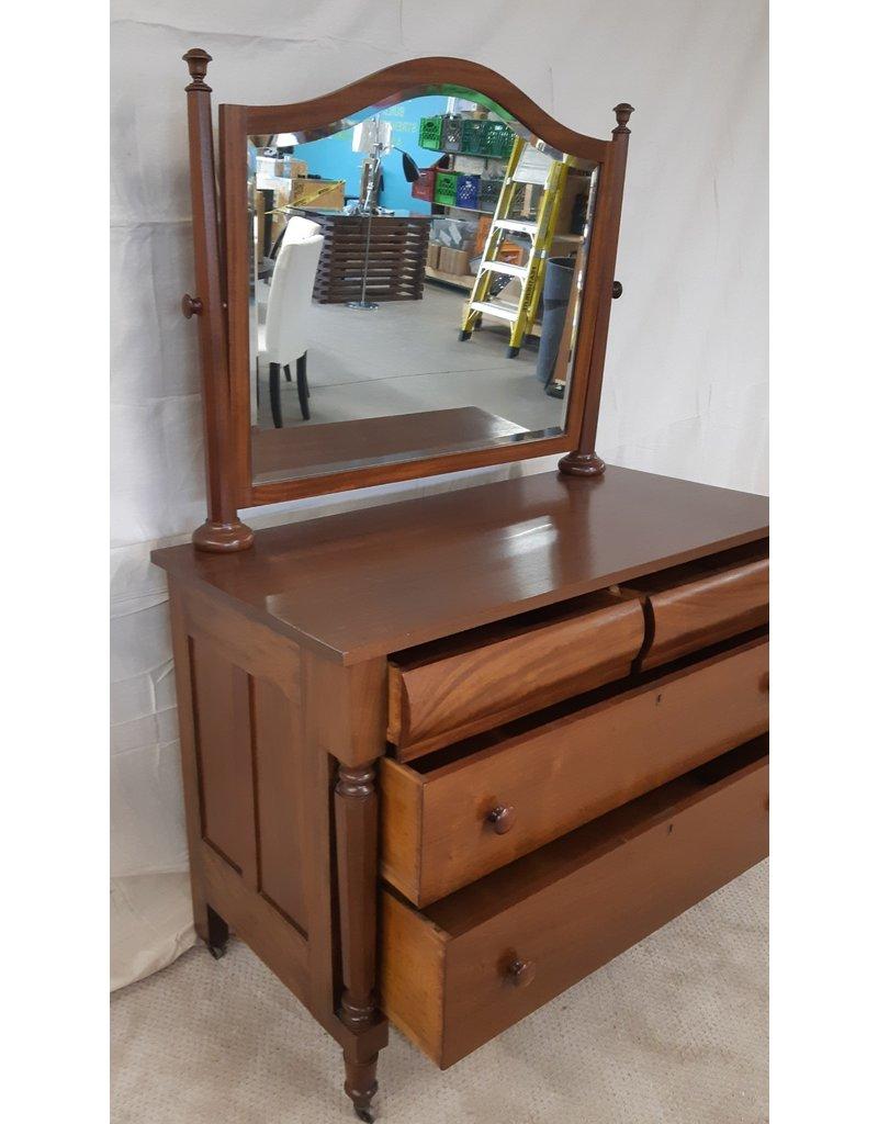 East York Antique Dresser With Mirror