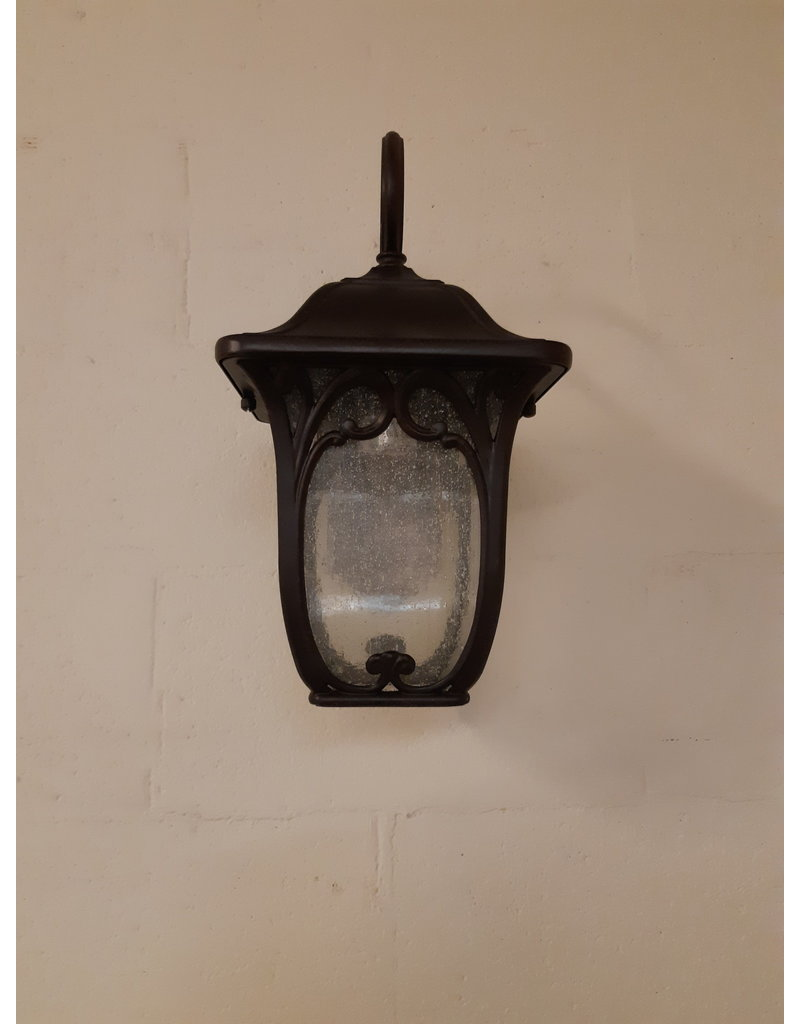 Vaughan Square Scroll Exterior Sconce - Large