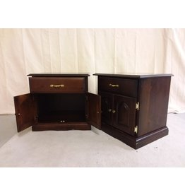 Vaughan A Pair of Night Stands