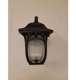 Vaughan Square Scroll Exterior Sconce - Small
