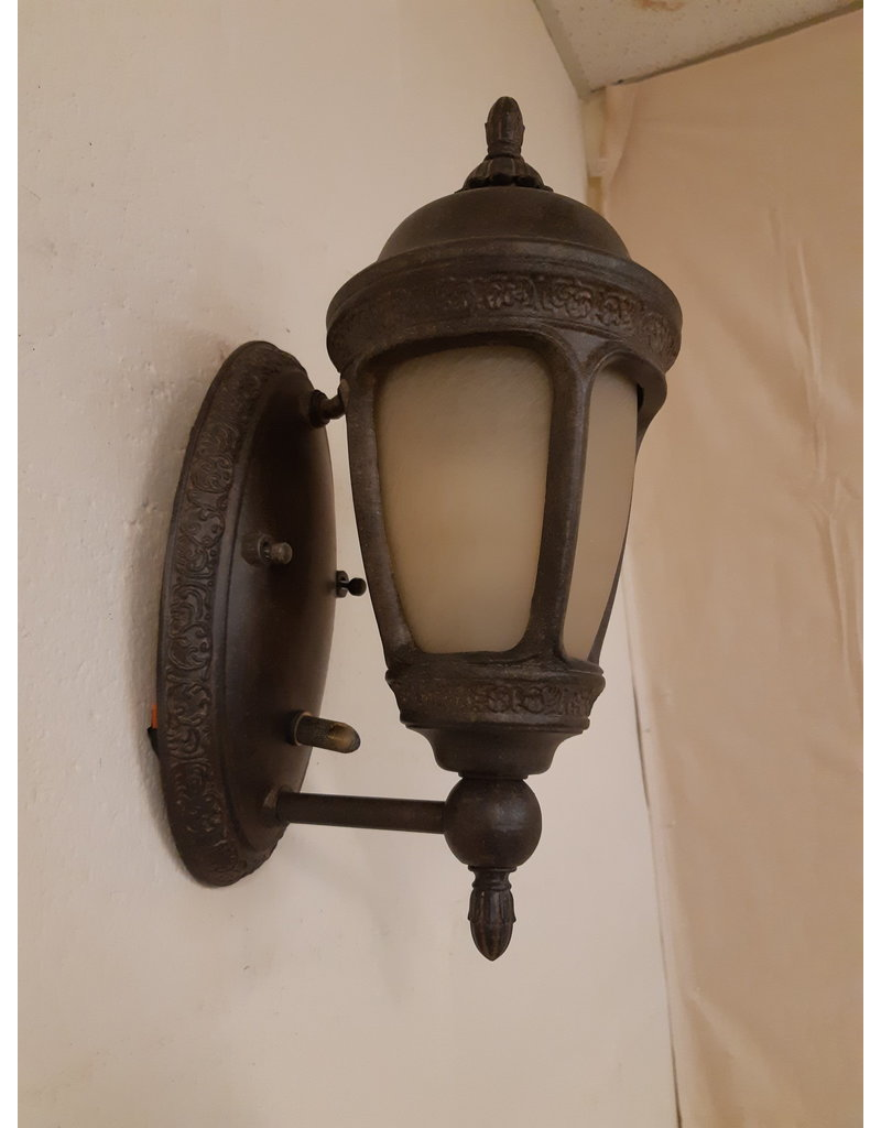 Vaughan Exterior Sconce - Oil Rubbed Bronze