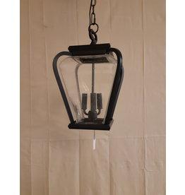 Vaughan Black 3-Light Pendant