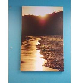 Vaughan John Marion Signed Poster - Sunset