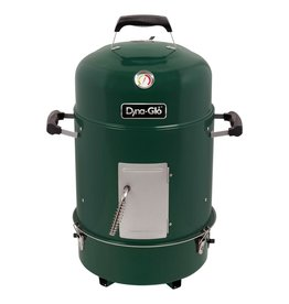 Vaughan Dyna-Glo Compact Charcoal Bullet Smoker and Grill