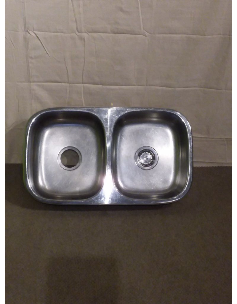 "Vaughan ""U"" Double Kitchen Sink"