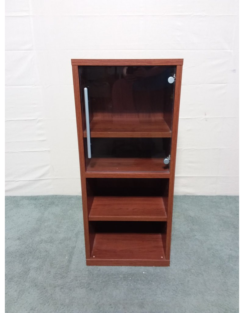 Studio District Brown stereo cabinet